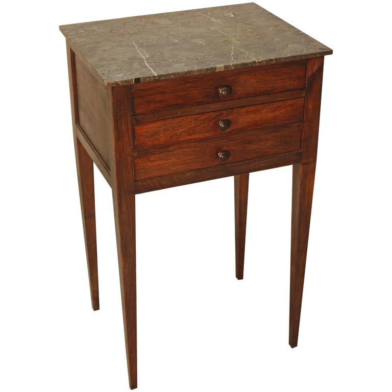 Charming French Side Table