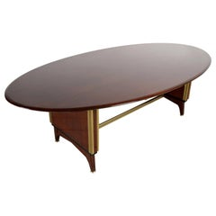 Mid-20th Century Modern Style French Dining Table
