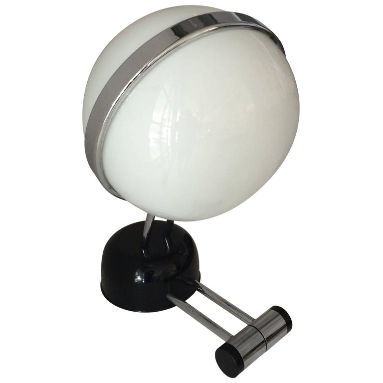 ITER Elettronica Globe Italian Table Lamp
