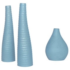 Stig Lindberg Serpentine Vases