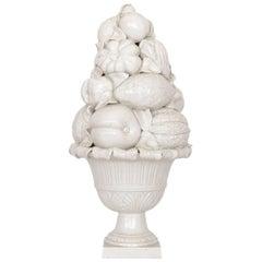 Decorative Fruit Vase