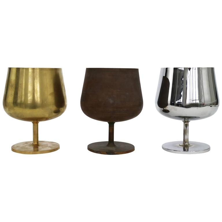 Rare Florence Knoll Vases