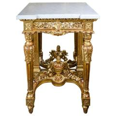 Louis XI Style Console
