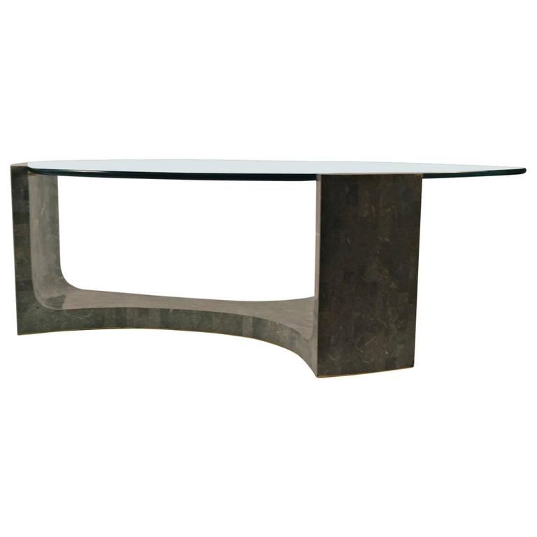 Modernist Maitland Smith Coffee Table At 1stdibs
