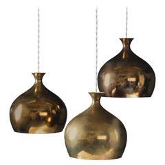 Set of three pendants by Helge Zimdal