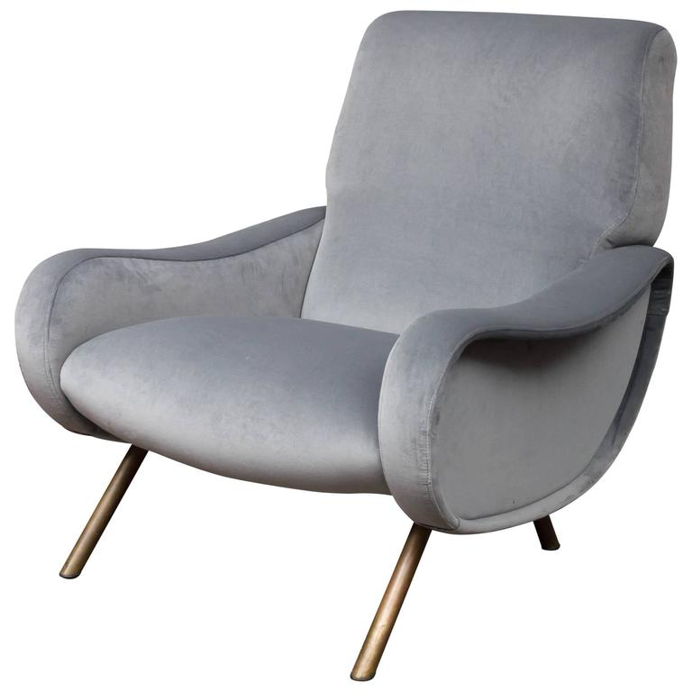 Marco zanuso quot lady quot chair for sale at 1stdibs