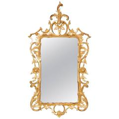 Pier Glass Mirror in the Chippendale manner
