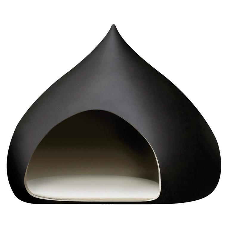 Castagna Ceramic Small Kennel Designed by Italo Bosa For Sale