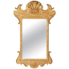 Gilt Gesso Pier Mirror in the manner of George I