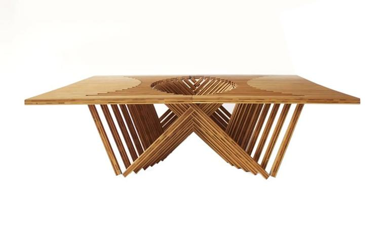 robert van embricqs rising coffee table for sale at 1stdibs