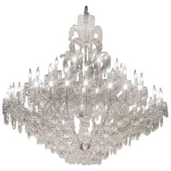 Large Maria Therese Chandelier with 60 Lights, 21st Century