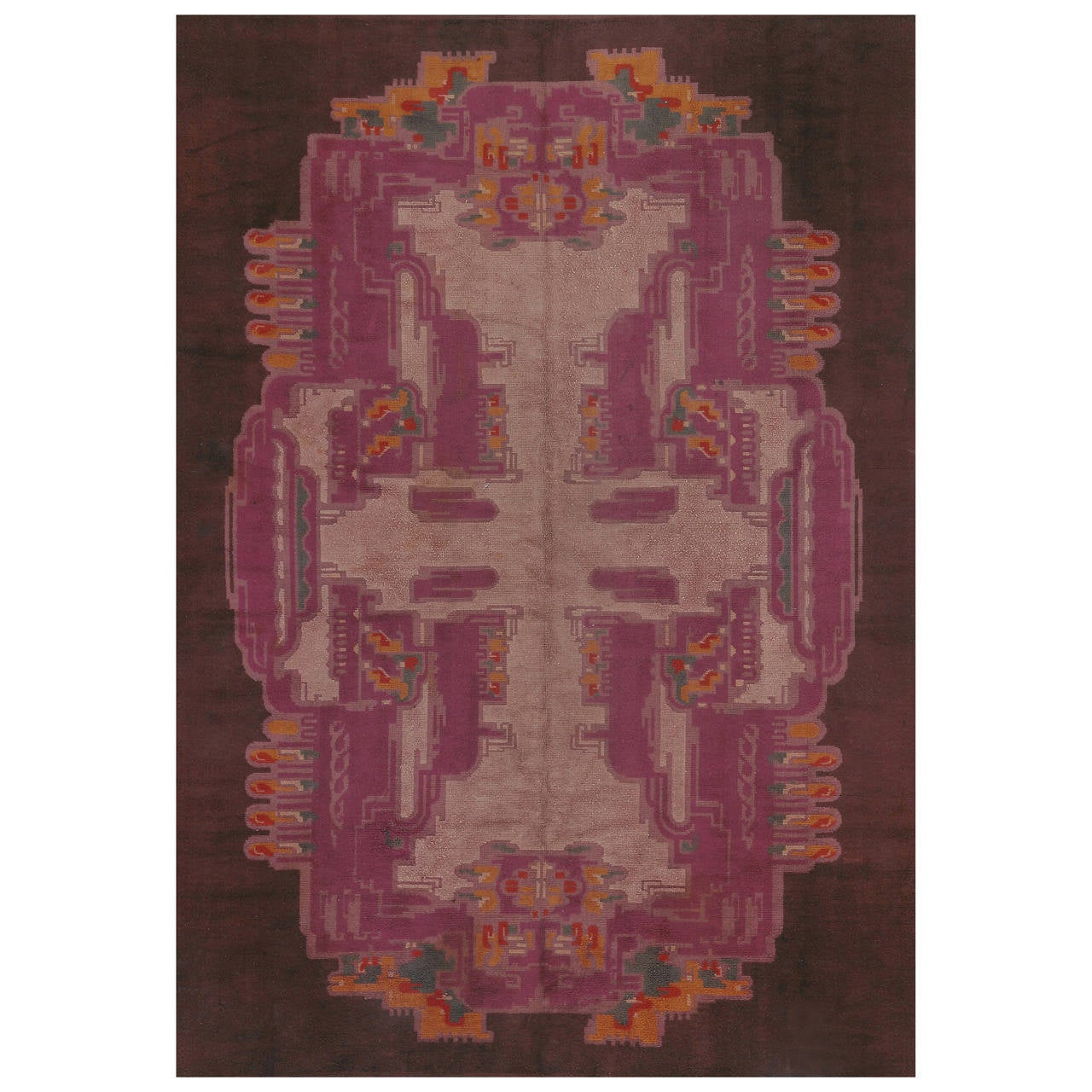 Circa 1930 Tuschinski Carpet By Jaap Gidding At 1stdibs