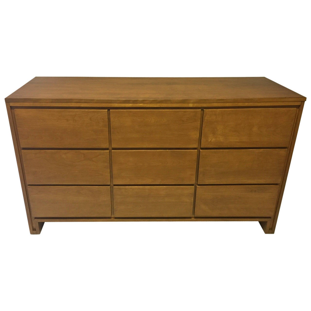 Russel Wright For Conant Ball American Modern Dresser 1