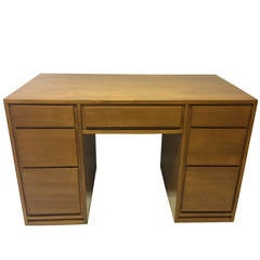 Russel Wright for Conant-Ball American Modern Desk, Midcentury