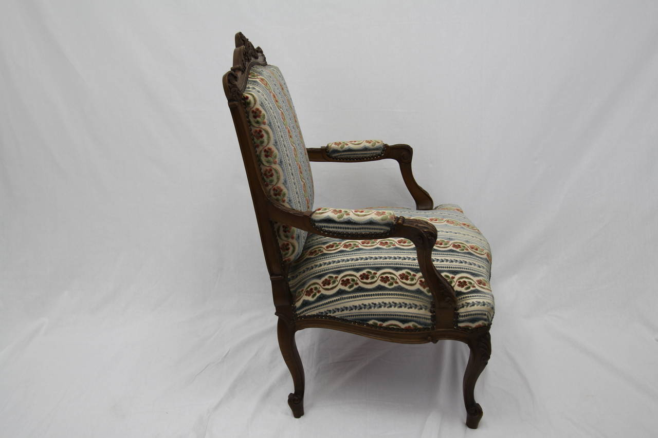 19th century renaissance fauteuil chair at 1stdibs