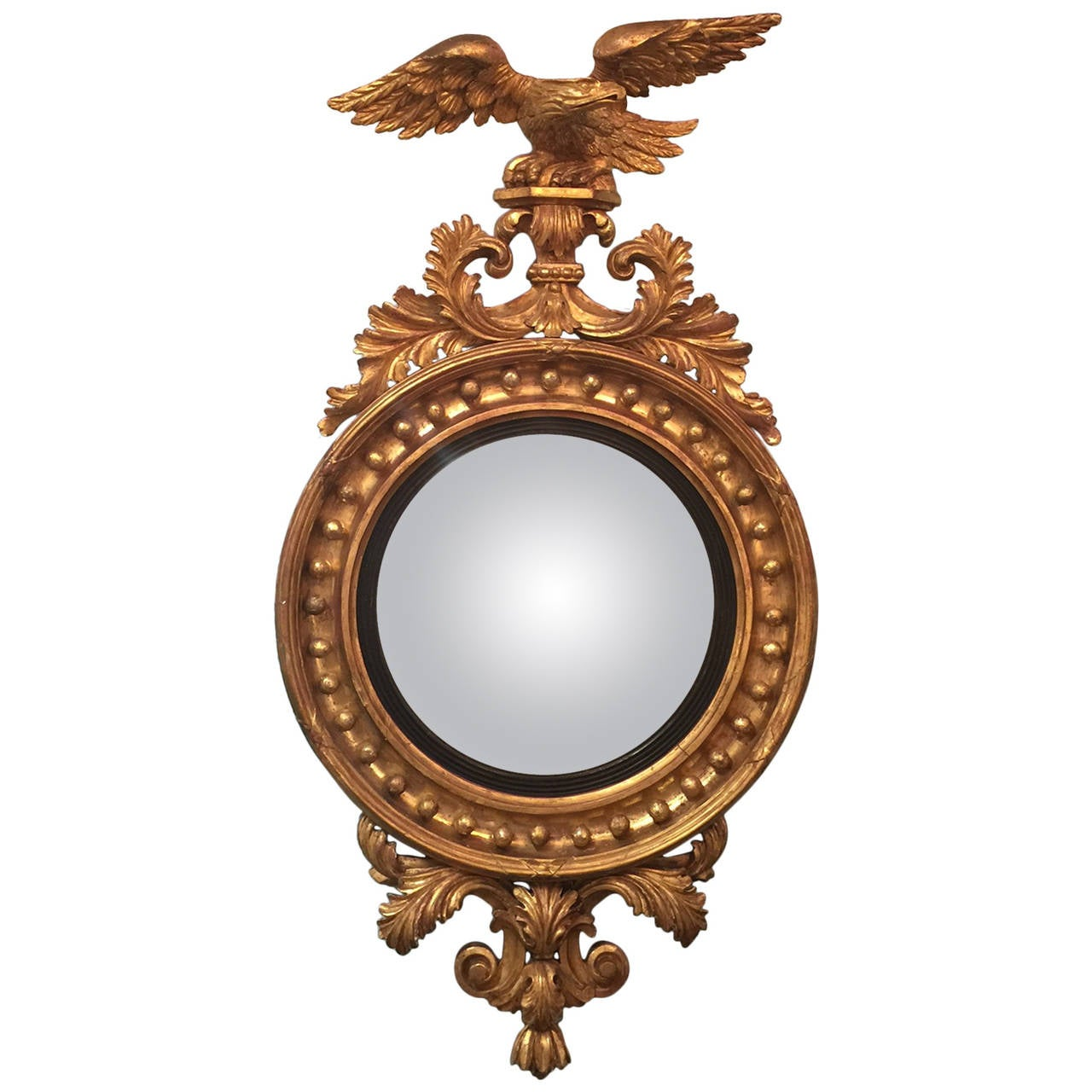 19th century federal period mirror at 1stdibs