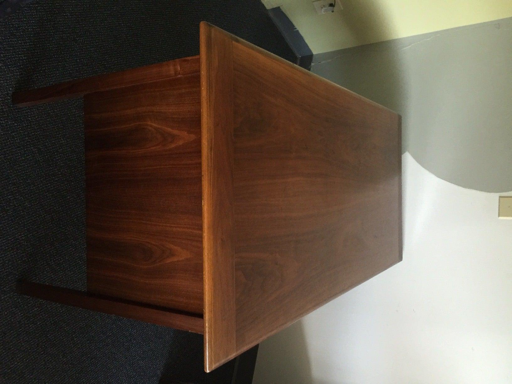 Mid Century Modern Desk At 1stdibs