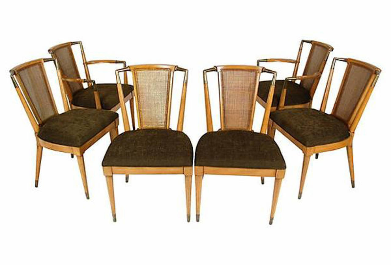 Jl Metz Dining Room Set Mid Century By At Stdibs