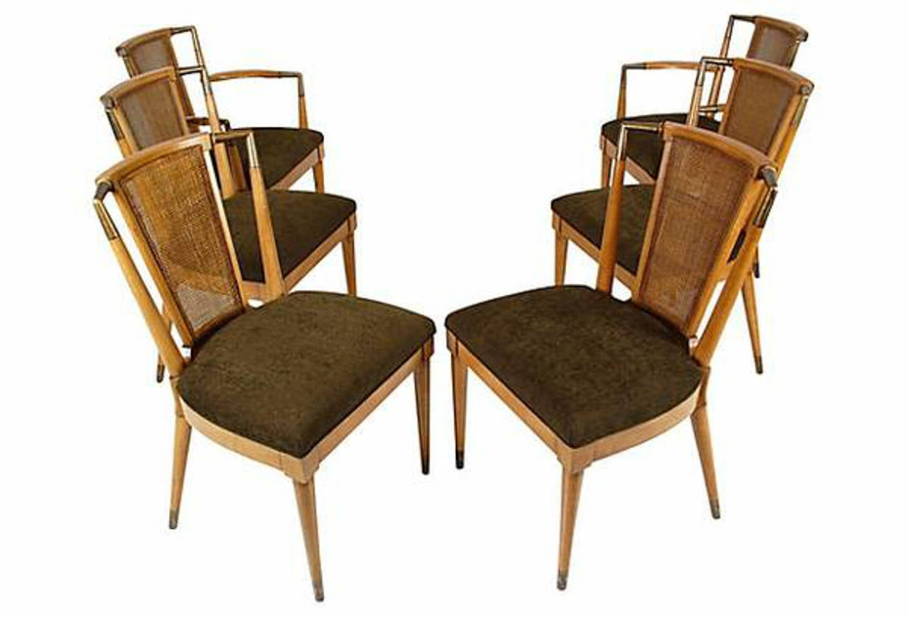 Mid Century Dining Set By JL Metz For Sale 2