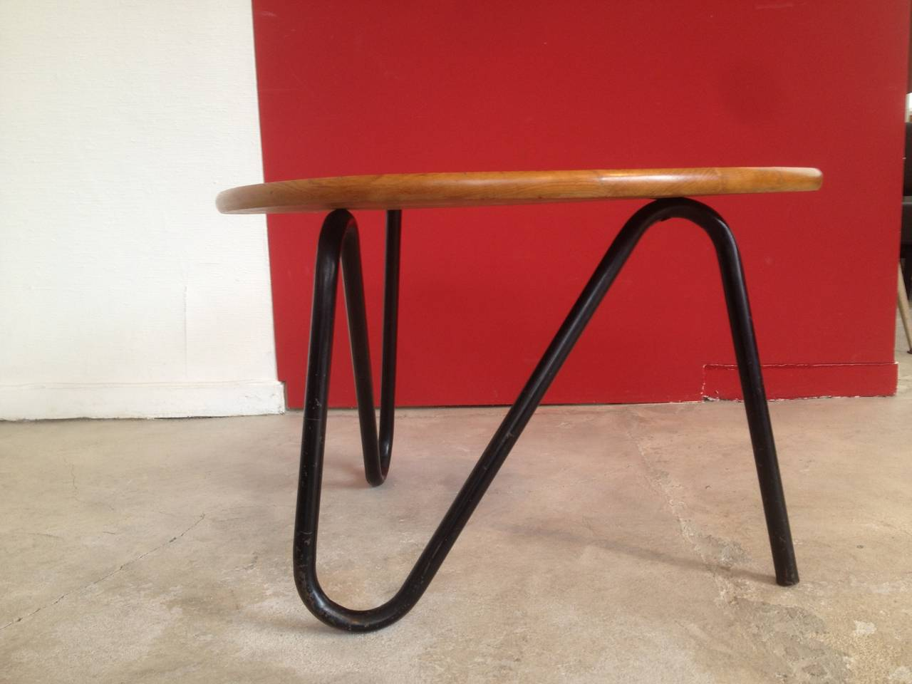 Prefacto Table by Pierre Guariche 2