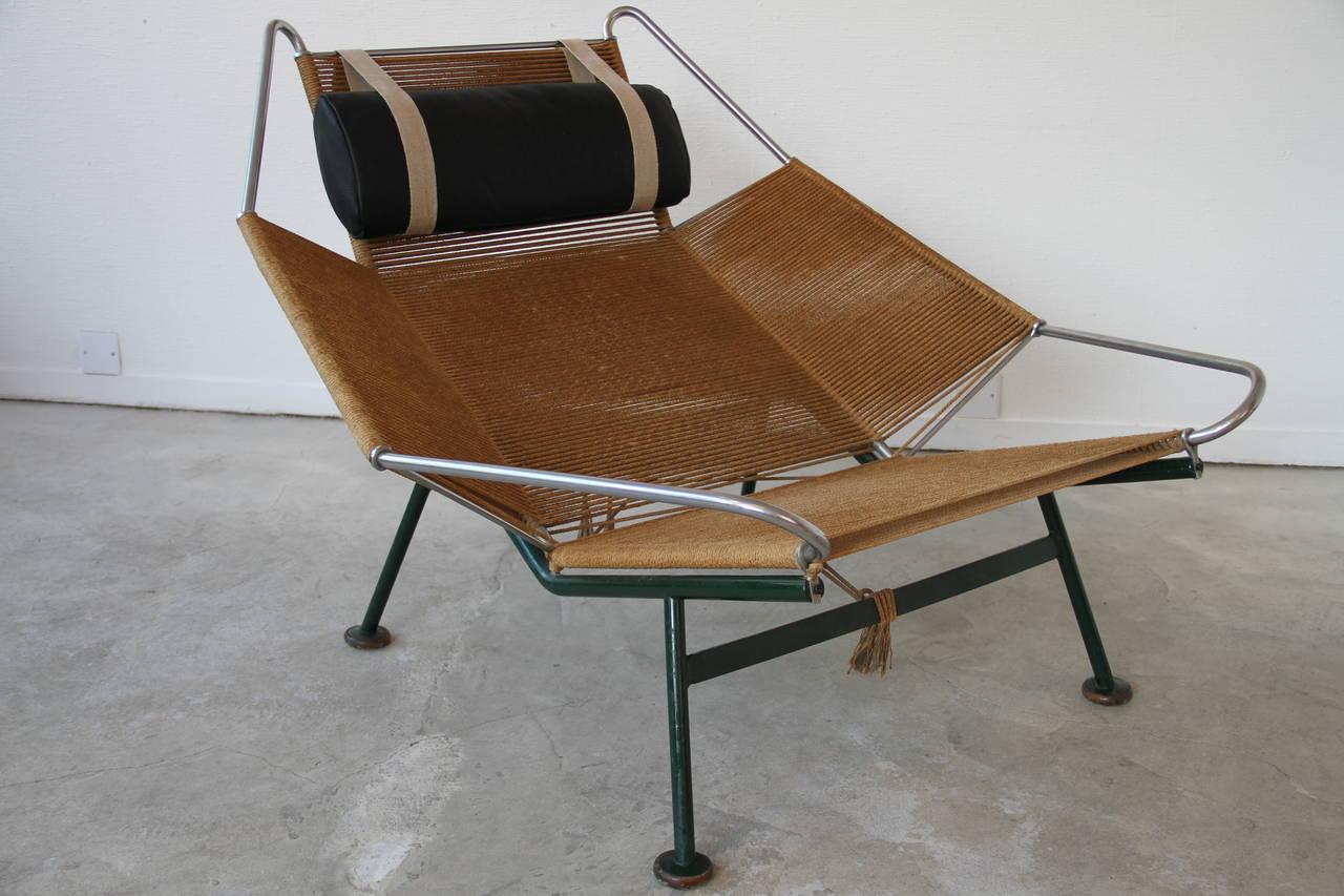 Flag Halyard Chair by Hans Wegner at 1stdibs
