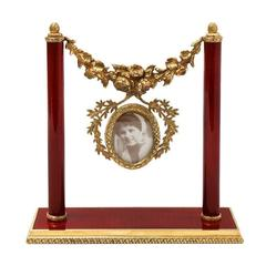 """""""Triumph"""" One-of-a-Kind Edition Picture Frame by Laura G Art with Heart"""