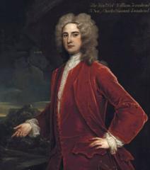 Portrait of William Townshend