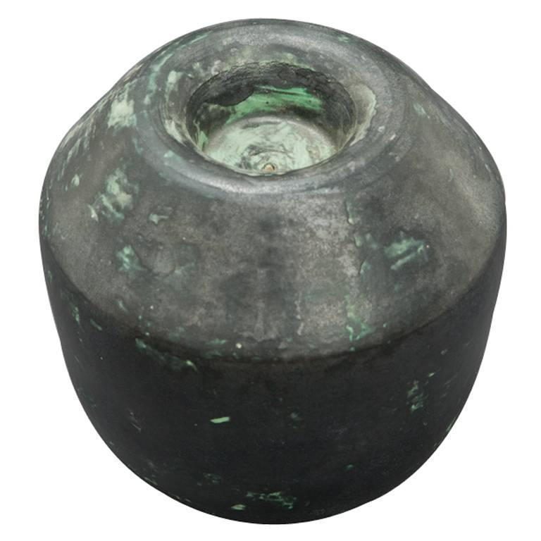 Ceramic Vase by Les 2 Potiers, France 1