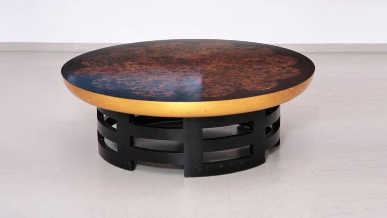 Kittinger Coffee Table Images Demilune Console Modern Tables And Traditional