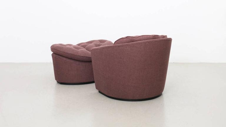 Adrian Pearsall Lounge Chair and Ottoman 5