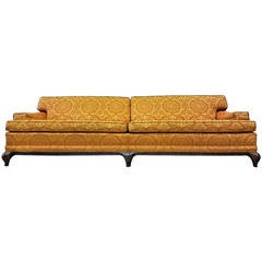 Rare Custom Sofa by Maurice Bailey for Monteverdi Young
