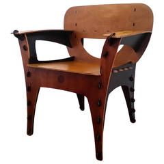 David Kawecki Modern Puzzle Chair