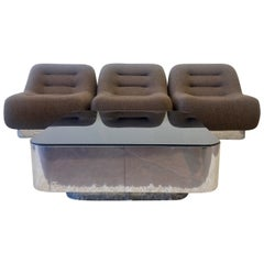 M. F. Harty for Stow Davis Tomorrow Sofa Chairs and Table Suite