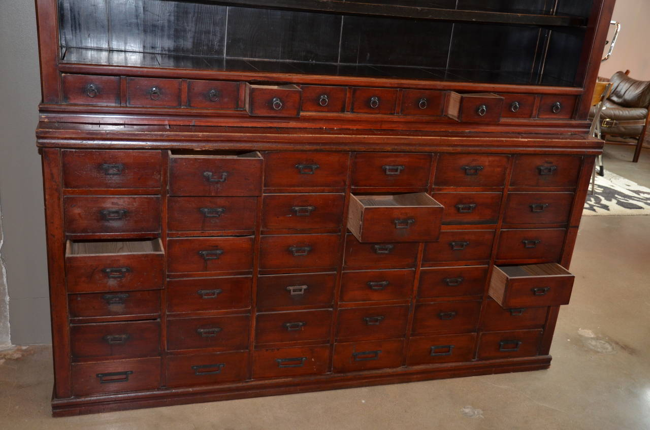 Apothecary Cabinet, Chinese, 19th Century at 1stdibs
