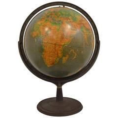 Denoyer-Geppert Cartocraft Globe