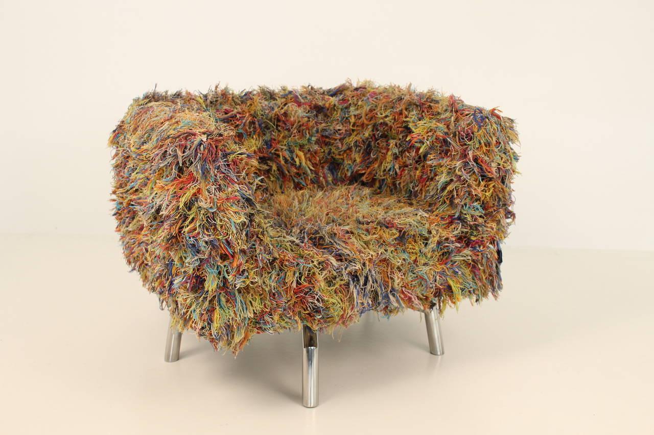 Giramundo Swivel Chair By Thomas Bina For Environment Furniture At 1stdibs