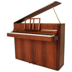 Stylish Mid-Century Modern Piano by Brodrene Caspersen Denmark