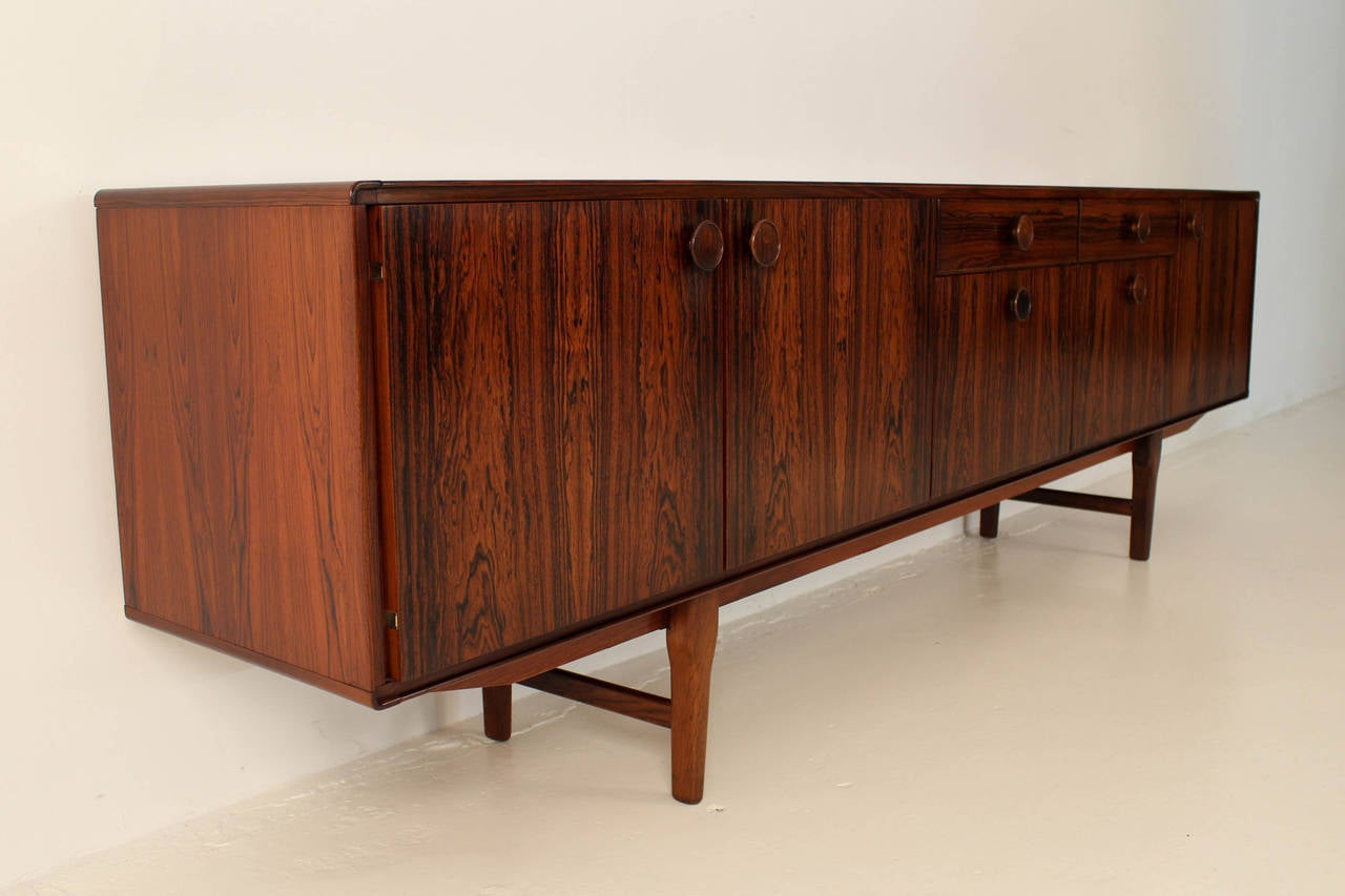 Stunning Mid Century Modern Credenza By Fristho