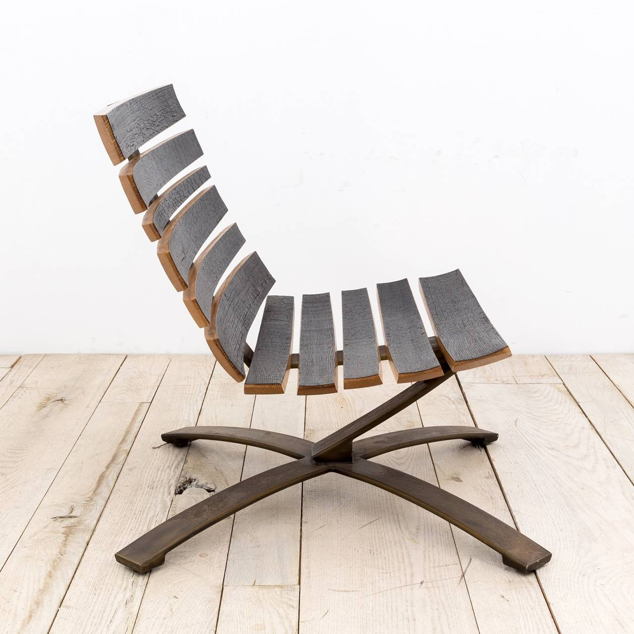 Bilge Lounge Chair For Sale at 1stdibs