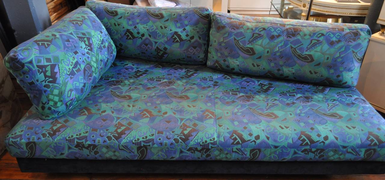 BampB Italia Sity Modular Sectional Sofa And Chaise Lounge
