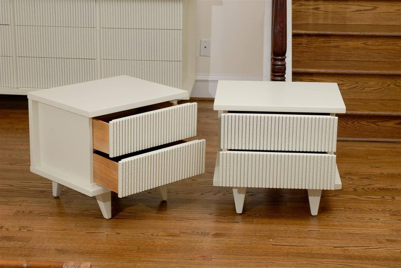 Stunning End Tables or Night Stands by American of Martinsville 3