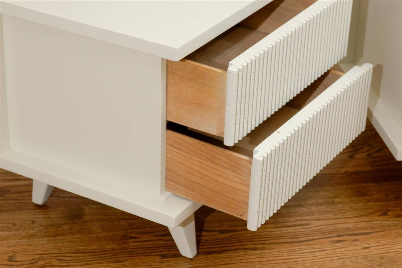 Stunning End Tables or Night Stands by American of Martinsville 1