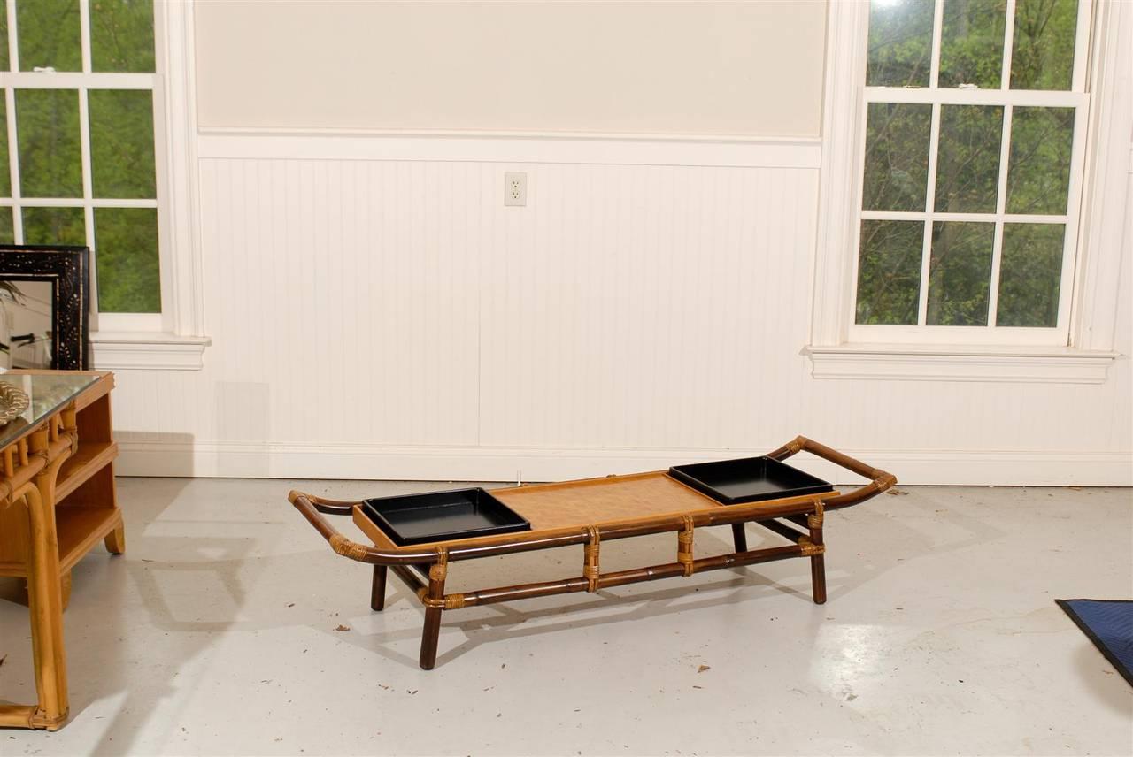 Style Coffee Table Splendid Pagoda Style Coffee Table By John Wisner At 1stdibs