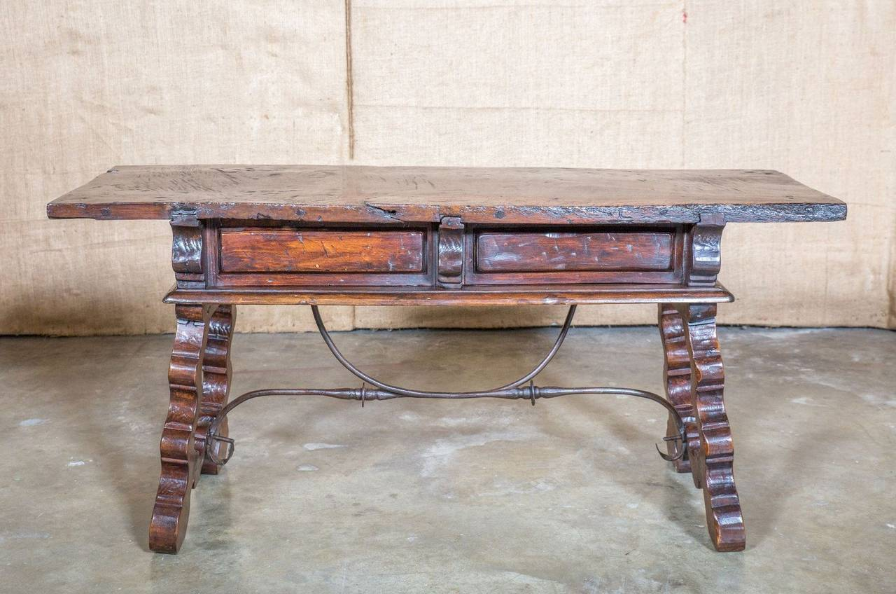 18th Century Spanish Coffee Table At 1stdibs