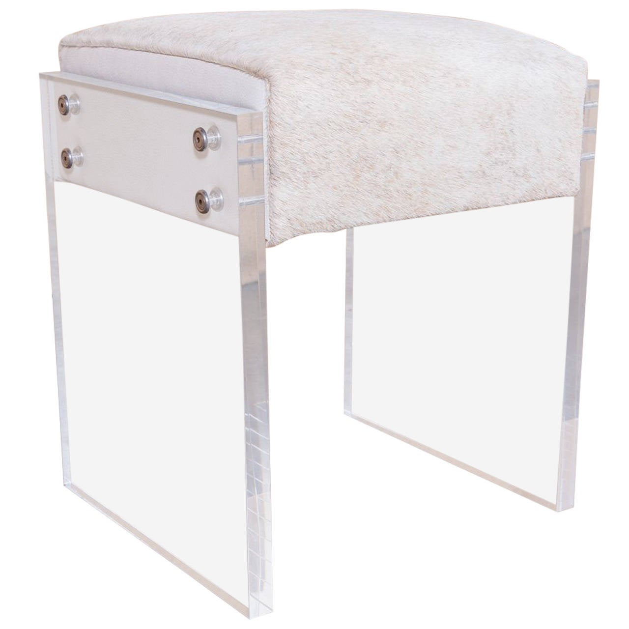 Coco Lucite Vanity Stool For Sale at 1stdibs : 2447542l from www.1stdibs.com size 1280 x 1280 jpeg 74kB