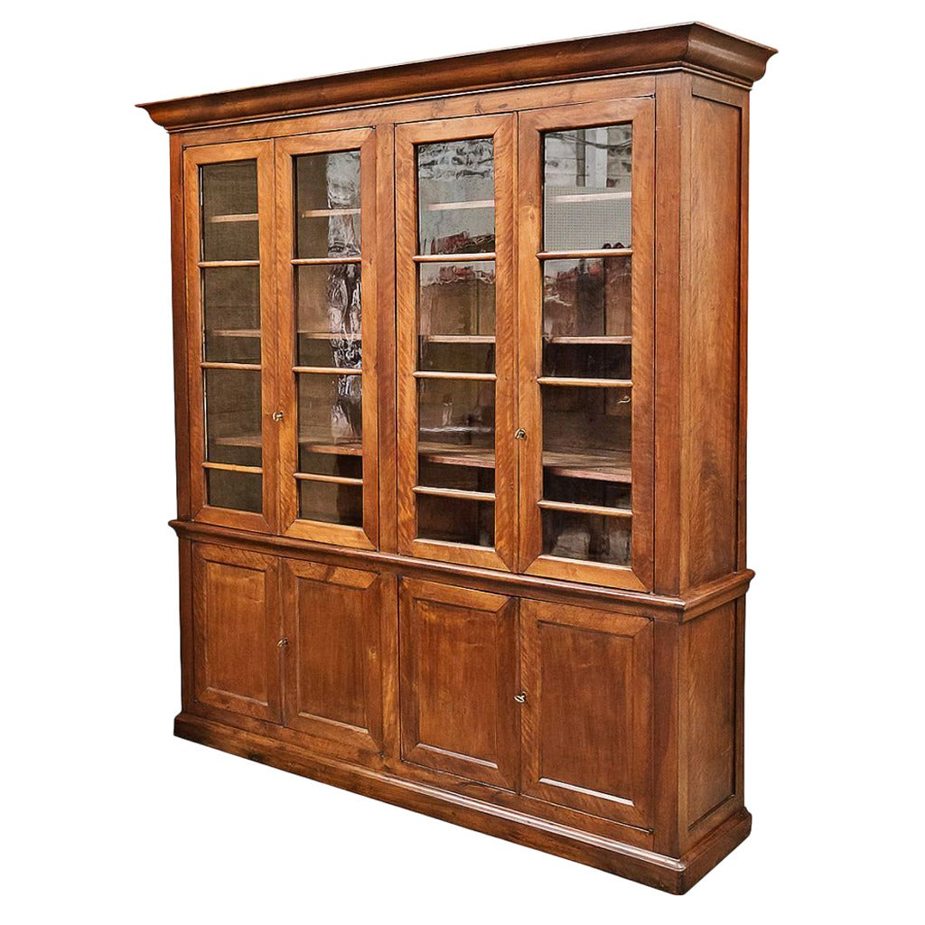 french louis philippe period biblioth que or bookcase at 1stdibs. Black Bedroom Furniture Sets. Home Design Ideas