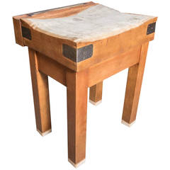 French Butcher Block