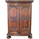 Late 17th century french louis xiv period armoire at 1stdibs - 17th century french cuisine ...