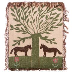 """""""Carson"""" Colcha Embroidery"""