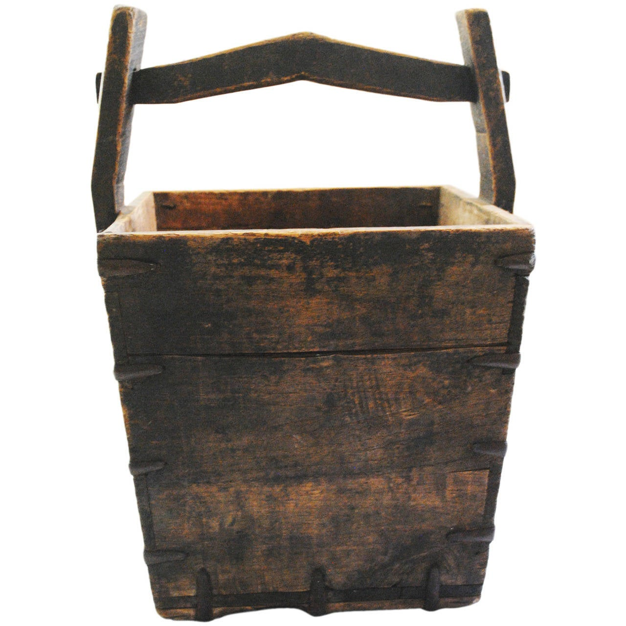 Art Baskets For Sale : Antique chinese rice basket for sale at stdibs